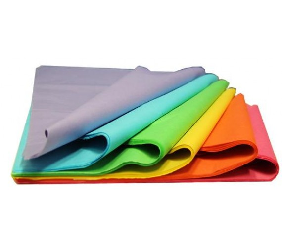 Good Value Coloured Tissue  **While Quantities Last**
