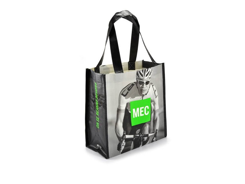 Mec-Woven Reusable Bag